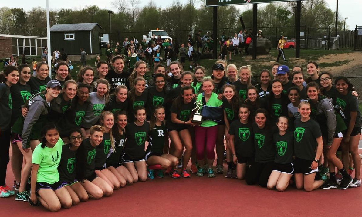 Girls Win Somerset County Relays