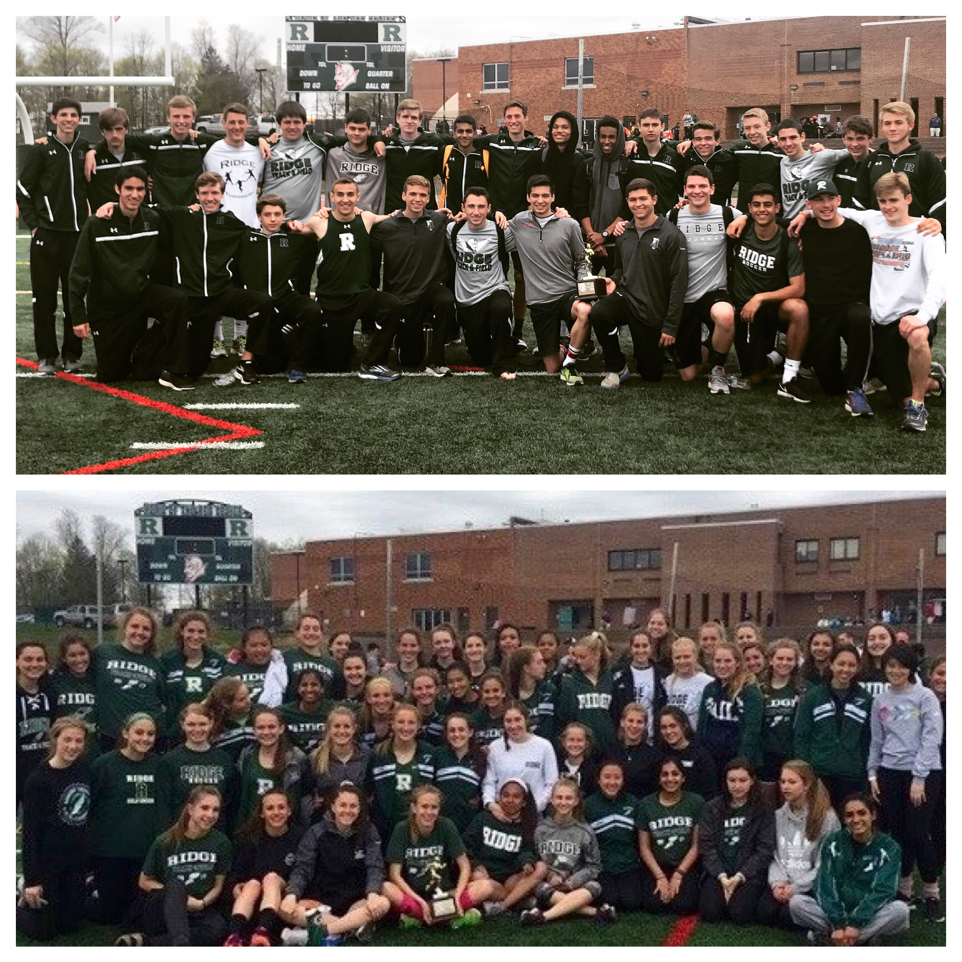 Somerset County Relay Champs!